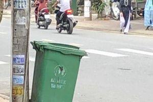 Quảng Ngãi: Cật lực gom 'núi' rác tồn suốt 5 ngày ra khỏi TP