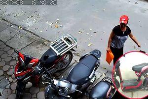 Vì sao tên trộm xe đạp điện bị chủ nhà tóm gọn sau 1 ngày gây án?