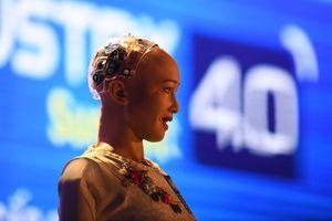 Robot Sophia là gì?