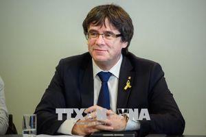 Thủ tướng Tây Ban Nha khẳng định cựu Thủ hiến Catalonia phải do tòa án Tây Ban Nha xét xử