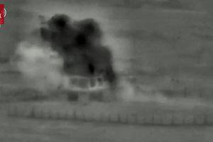 Quân đội Israel không kích dữ dội đáp trả căn cứ quân sự của Syria