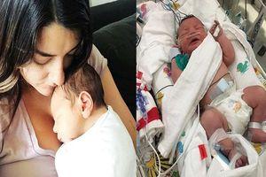 Con mất nhịp thai, chào đời không tiếng khóc vì mẹ mắc chứng bệnh hầu như bà bầu nào cũng thờ ơ