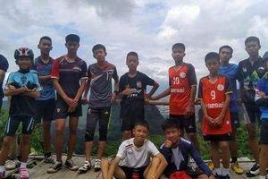 Cầu thủ nhí 14 tuổi góp sức cứu cả đội bóng Thái Lan thoát nạn là ai?
