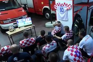 Khâm phục sự chuyên nghiệp của lính cứu hỏa Croatia