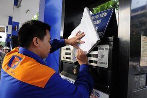 Chưa đồng ý tăng thuế môi trường với xăng, dầu