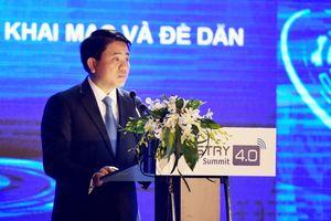 Chủ tịch Nguyễn Đức Chung: Đô thị thông minh phải tiện ích, an toàn, thân thiện