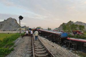Lãnh đạo Cục Đường sắt tự nhận hình thức kỷ luật