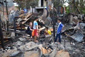 Nhiều đơn vị, tổ chức hỗ trợ khẩn cấp cho bà con Việt kiều sau vụ cháy ở Phnom Penh