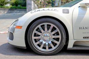 Ngắm Bugatti Veyron lăn bánh tại Hà Nội sau khi đổi chủ