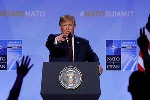 Ông Donald Trump rộng cửa đón các nước nhỏ NATO mua vũ khí Mỹ