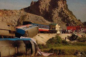 Lãnh đạo Cục Đường sắt nhận kỷ luật phê bình sau hàng loạt vụ tai nạn