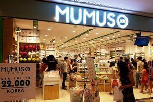 Bộ Công Thương: Công bố hàng loạt vi phạm của hệ thống cửa hàng Mumuso