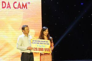 Gần 8 tỷ đồng ủng hộ nạn nhân chất độc da cam TP Đà Nẵng