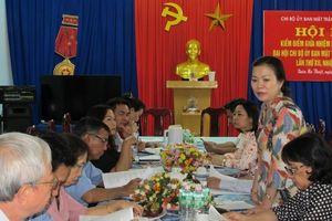 Phó Chủ tịch Trương Thị Ngọc Ánh làm việc với MTTQ tỉnh Đắk Lắk