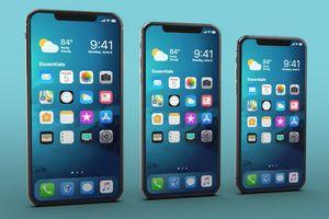 So sánh mô hình 3D của iPhone 2018 với iPhone X và iPhone 6