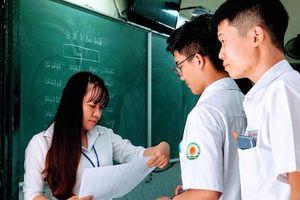 Điểm chuẩn và danh sách trúng tuyển của nhiều trường ĐH phía Nam