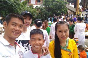 Thái Lan sẽ cấp hộ tịch các thành viên đội bóng Lợn Hoang?