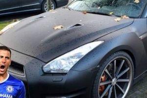 Ngắm bộ sưu tập xe hơi của cầu thủ 'nguy hiểm' nhất đội tuyển Bỉ