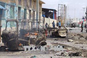 Cảnh sát Somalia tiêu diệt 3 tay súng tham gia vụ tấn công gần Phủ Tổng thống