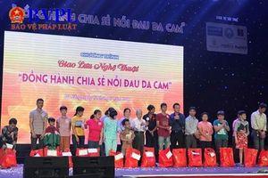 Đà Nẵng: Kêu gọi ủng hộ nạn nhân chất độc da cam gần 8 tỷ đồng