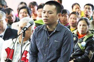 Tử tù Ðặng Văn Hiến xin giảm án