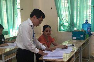 Đoàn công tác của Bộ GD&ĐT tới Hà Giang làm rõ vụ điểm thi