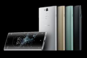 Sony Xperia XA2 Plus ra mắt, thiết kế ấn tượng