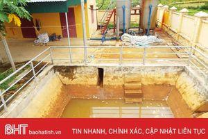 Vì sao người dân Hương Điền 'từ chối' sử dụng nước máy?