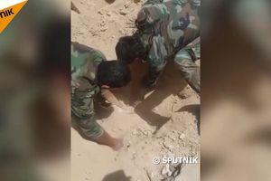 Quân đội Syria chiếm kho vũ khí lớn của phe thánh chiến tại Qalamoun