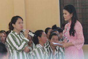 'Khởi nghiệp chắp cánh tương lai' cho 600 nữ phạm nhân tại trại giam Thanh Phong