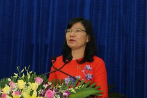 Bạc Liêu vừa bầu bổ sung một Phó Chủ tịch UBND tỉnh là nữ