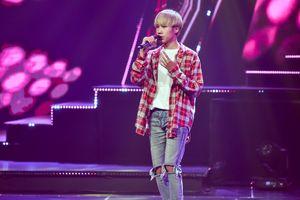 Hoàng Thùy Linh phát hiện sáng tác của thí sinh giống với bản hit Kpop