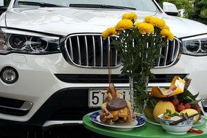 Cúng xe, từ văn hóa dân gian Nam Bộ cho tới tục lệ lái xe nào cũng phải biết