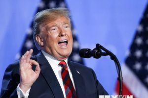 Tổng thống Mỹ tuyên bố ý định tái tranh cử nhiệm kỳ thứ hai