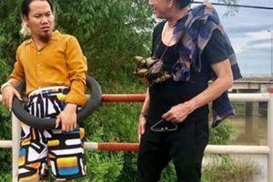 Vượng Râu, Bảo Chung chế nhạc 'nhảy cầu thua cá độ'