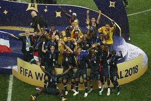 Vượt qua Croatia, Pháp vô địch World Cup 2018