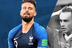Từ Guivarch đến Giroud, Pháp luôn ưa thích những số 9 'chim mồi'