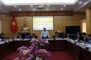 Ngày mai khai mạc kỳ họp thứ chín HĐND tỉnh Bắc Kạn khóa IX