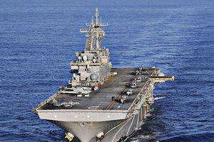Vì sao Mỹ âm thầm triển khai F-35 ra Tây Thái Bình Dương?