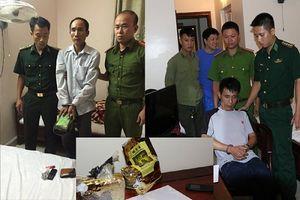 Hà Tĩnh: Triệt phá 2 đường dây mua bán ma túy trong 1 đêm