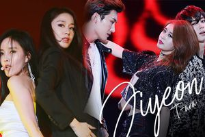 Trước Soobin Hoàng Sơn, những 'tình nhân' này của Jiyeon cũng từng khiến fan phải 'nhũng nhiễu'
