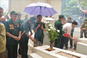 Gặp mặt cựu TNXP tại Ngã ba Đồng Lộc
