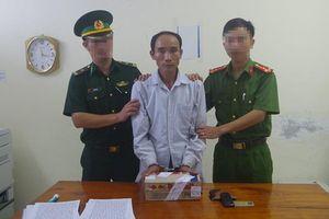 Bắt 2 nghi phạm tàng trữ 3 kg ma túy đá trong khách sạn