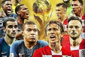 Pháp vs Croatia: Cầu thủ nào quyết định chức vô địch?