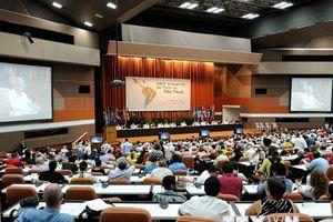 Những hình ảnh về Diễn đàn Sao Paulo lần thứ 24 tại Cuba