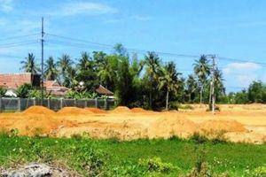 Bình Định: Công an điều tra vụ hàng loạt cán bộ sai phạm thu hồi đất
