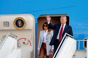 Tổng thống Trump đến Phần Lan, mối quan hệ Mỹ-Nga sang trang mới?