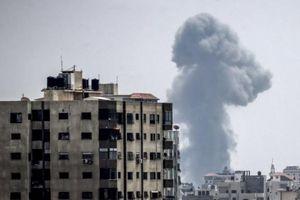 Israel triển khai các khẩu đội phòng thủ tên lửa Vòm Sắt ở miền Trung
