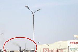 Dân 'khóc', cán bộ kêu vì 'mùi lạ' quanh nhà máy Honda Vĩnh Phúc
