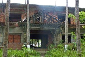 Lập dự án chiếm 'đất vàng' rồi bỏ hoang